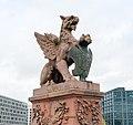 Bridge dragon - Brückendrache der Moltkebrücke - Berlin - Germany - 02a.jpg