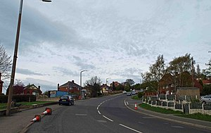 Grimethorpe - Image: Brierley Road Grimethorpe geograph.org.uk 777695