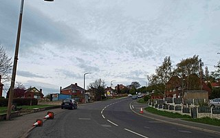 Grimethorpe village in the United Kingdom