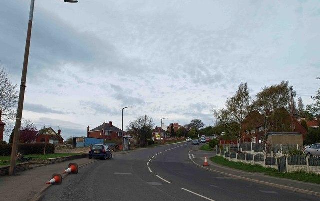 Brierley Road Grimethorpe - geograph.org.uk - 777695