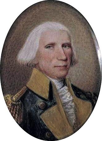 Elias Dayton - Brigadier General Elias Dayton (Ellen Sharples, c.1809)