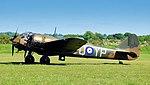 Bristol Blenheim Mk.I, Imperial War Museum, Duxford, May 19th 2018. (42309096831).jpg
