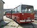 Brno, Řečkovice, autobus Ikarus 280 II.JPG