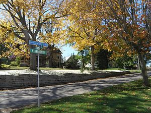 Broadway–Phelps Park Historic District - Image: Broadway Phelps Historic District Decorah 005.2