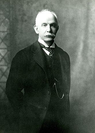 Brooks Adams - Brooks Adams, photographed in 1910.