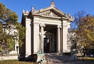 John Carter Brown Library - John Carter Brown Library