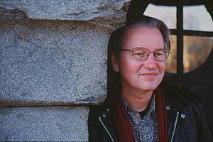 Bruce Sterling - Image: Brucesterling