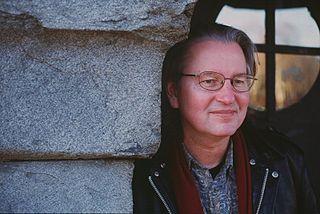 Bruce Sterling American writer, speaker, futurist, and design instructor