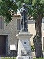 Bruch (Lot-et-Garonne) - Monument aux morts -1.JPG