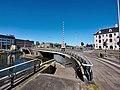 Brug 274, Kattenburgerbrug, in het Kattenburgerplein over de Nieuwe Vaart.jpg