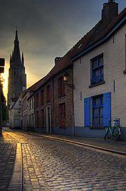 Bruges road