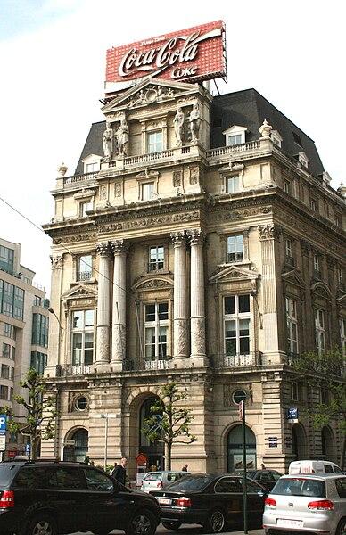 Hotel Continental Bruxelles Gare Midi