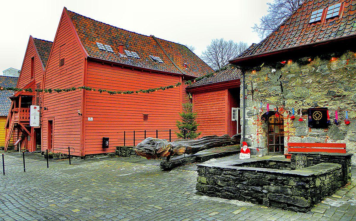 Bryggen Tracteursted  U2013 Wikipedia