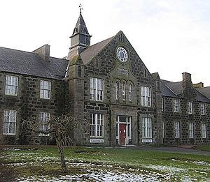 Scottish poorhouse - Image: Buchan Combination poorhouse