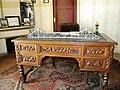 Bucuresti, Romania, Muzeul CFR (In incinta GARII DE NORD) (biroul lui Anghel Saligny)(B-II-m-B-18803).JPG