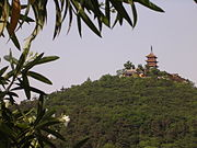 Buddhist temple on Wolf Hill.JPG