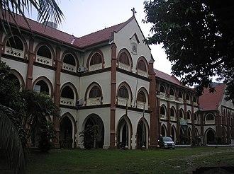 Bukit Nanas - Image: Bukit Nanas Convent (Primary), Golden Triangle, Kuala Lumpur