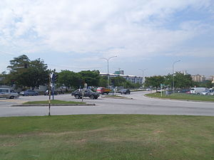 Shah Alam - Bukit Raja Selatan Industrial Area