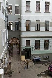 Bulgakov House (Moscow)