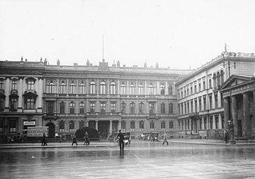 Bundesarchiv Bild 102-02016, Berlin, Blücher-Palais, neue USA-Botschaft