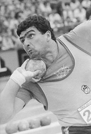 Udo Beyer - Udo Beyer in 1981