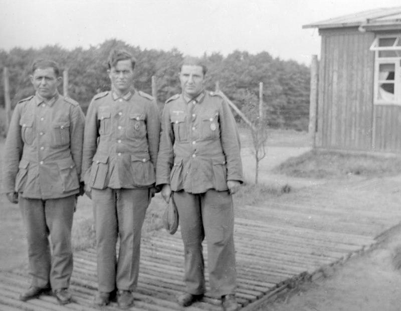 Bundesarchiv R 6 Bild-1451, Lager Schwarzsee, Armenische Freiwillige