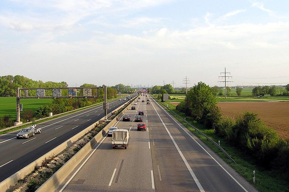 Bundesautobahn 5-FFM