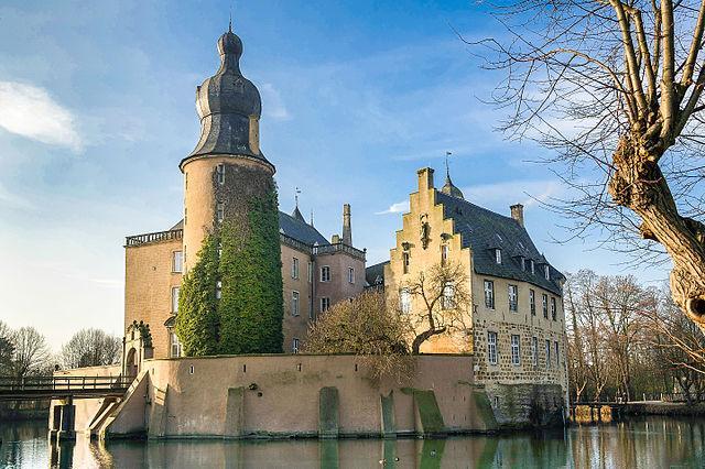 Замок Гемен
