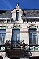Burgerhuis, Léonce Roelsstraat, Zottegem 05.jpg
