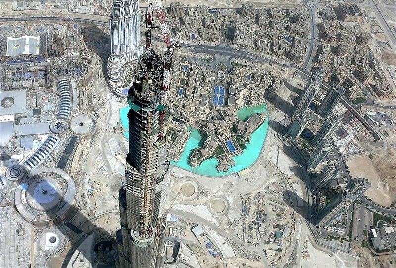 torre dubai