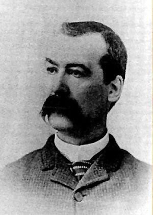 Augustine Chacon - Captain Burton C. Mossman
