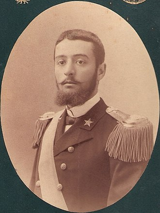 Chief of Staff of the Italian Navy - Image: Burzagli giovane (cropped)