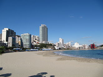 Seo District, Busan - Songdo Beach