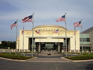 Central Texas - Image: Bush Library