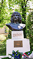 Bust of Miklós Zrínyí at the Miklós Zrínyi Military Academy-2.jpg