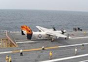 C-2A NP-2000 USS Carl Vinson 2009