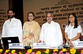 C.P. Joshi, the Union Minister for Information and Broadcasting, Smt. Ambika Soni and the Ministers of State for Rural Development.jpg