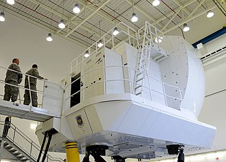 CAE Inc. - C-130J Hercules full flight simulator at Ramstein Air Base