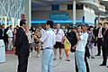 CCTV NEWS journalists interviewing 20080701.jpg
