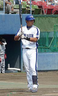 Naomichi Donoue Japanese baseball player