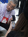 CES 2012 - Samsung Galaxy Note stylus sketch demonstration (6937823451).jpg