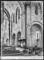CH-NB - Romainmôtier, Abbatiale, Choeur, vue partielle intérieure - Collection Max van Berchem - EAD-7501.tif