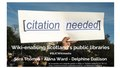 CILIPS Summer Conference - Citation Needed.pdf