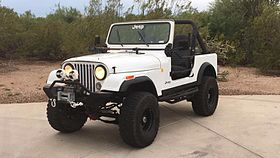 Jeep CJ - Wikipedia