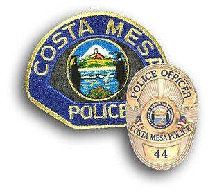 Costa Mesa Police Department