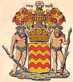 Clan Drummond - Coat of Arms of the Earl of Perth