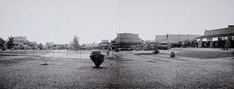 Bandung Institute of Technology - De Technische Hoogeschool te Bandoeng, circa 1924-1932