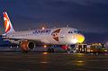 CSA - Czech Airlines Airbus A320-214 OK-GEA (4818925136).jpg