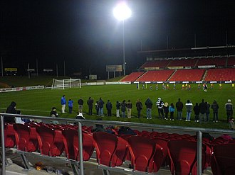 Penrith Stadium - Image: CUA Stadium 2