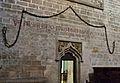 Cadenes del port de Marsella, aula capitular de la catedral de València.JPG